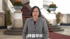 台灣、中國大不同!小英祈求自由民主 習近平強調集體主義