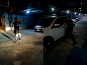 醉漢冒充「地檢署特警」毒品臨檢 被正牌警方包圍GG了...