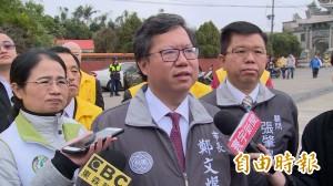 華航機師罷工 鄭文燦:何煖軒如聽我建議不會發生