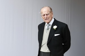 有自覺!97歲菲利浦親王開車出車禍 自願放棄駕照