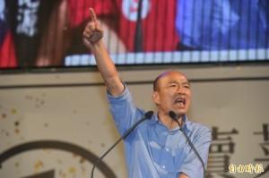 台灣與中國指腹為婚?他轟韓國瑜「不學無術卻幹話一流」