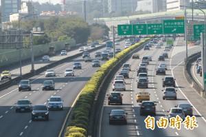 春節交通量與肇事率雙創新高 高公局:年初三破紀錄