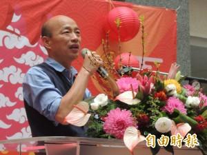 韓國瑜出訪見馬國農業部長?大馬官員:沒有相關行程