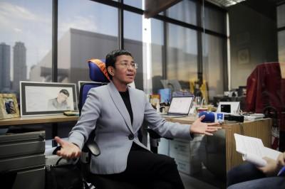 時代2018風雲人物 菲律賓「敢言」網媒創辦人被捕