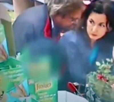 熟齡男女逛超市 「性致」一來當眾活春宮