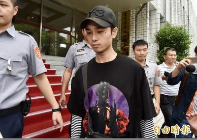 被控撿屍性侵 藝人胡睿兒判刑2年
