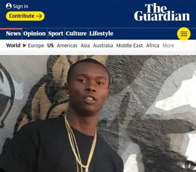 躺著也中槍! 美非裔歌手賓士車內睡覺 遭6警亂槍擊斃
