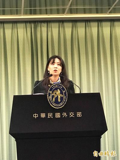 AIT不支持台獨公投 外交部:審慎處理公投議題