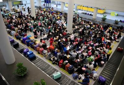 菲機場攔截大批槍械彈藥 竟是準備運往台灣
