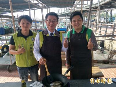 藍營唱衰台南再行銷農產品 郭國文:就是騙子