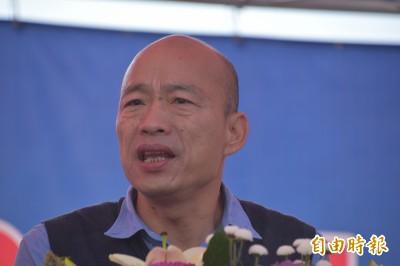韓國瑜批小英不敢台獨 陳水扁酸「你敢到北京插國旗嗎?」