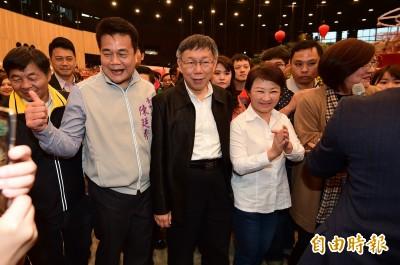 李文輝訪台北保密挨批「偷情」  柯文哲這樣回應...