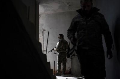 IS領土只剩200坪 挾數千「人肉盾牌」頑強抵抗...