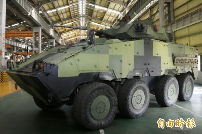 中科院「艦載鏈砲遙控系統」研發完成 4月海上測試
