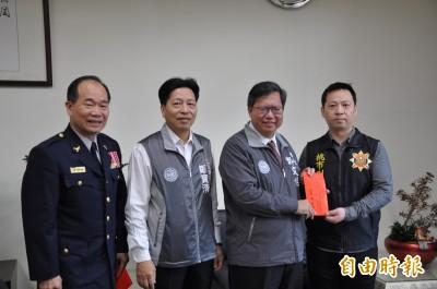 年改對警不公平? 鄭文燦:應給予現職警察更多保障