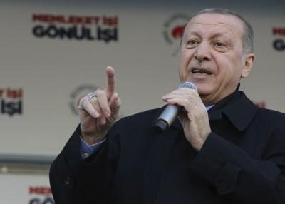 砲火全開!土耳其總統轟北約「向恐怖份子提供大量武器」