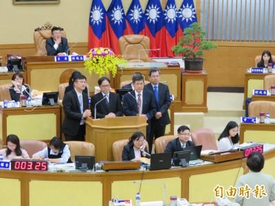 學校社團恐斷炊!新北副市長答無法說明 綠議員嗆:乾脆辭職