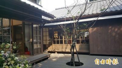 台北市老房子改造再添一處! 日式老房變身甜品專賣店