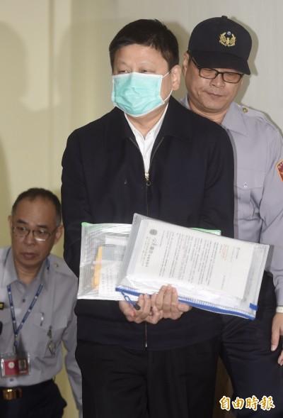 炒股案更三審判2年10月 傅崐萁:政治判決