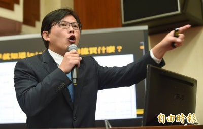 中國獵豹入侵台灣資安?黃國昌爆指阿里台灣總經理當內應