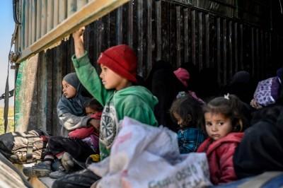 援救IS最後據點受困平民 敘利亞民主力量展開最後談判