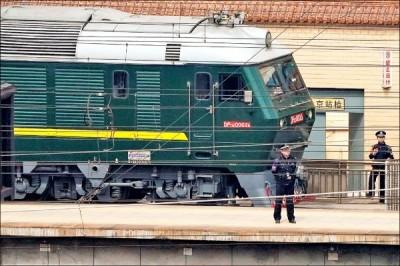 川金二會在即 外媒指金正恩將搭火車經中入越