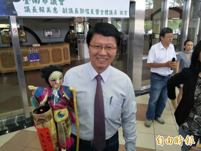 「謝龍介該向陳菊道歉!」 綠營翻舊事批歧視