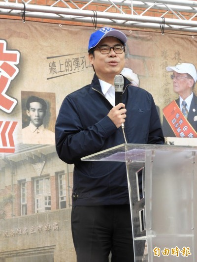 終結放榜新聞  陳其邁公開挺雄中、雄女