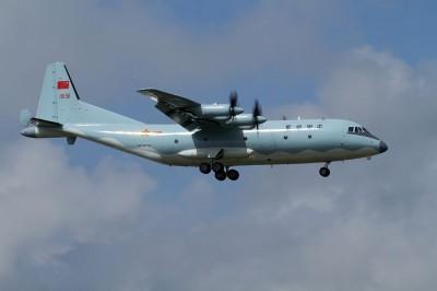 中國軍機昨天3次進入南韓防空識別區