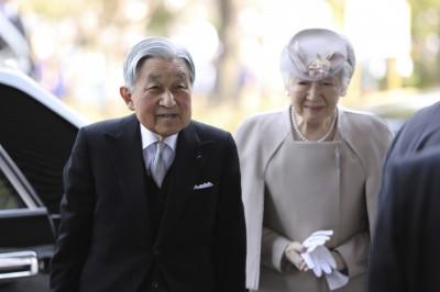 日政府慶祝天皇在位30年 明仁嘆「感觸很深」