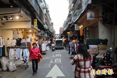 五分埔爭商業區容積 台北市都發局不點頭