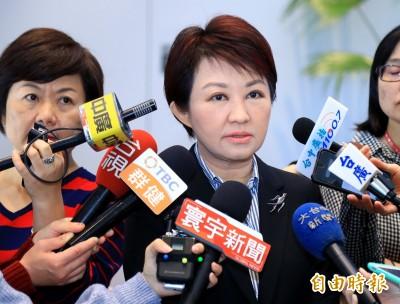 役男家長憂兩岸關係 盧秀燕建議總統澄清