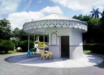 中市府改善公廁 盧秀燕要求注重男女、蹲坐配比