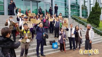 西拉雅爭取正名 原民會:原住民身分修正草案列最優先法案
