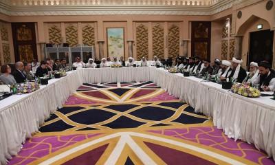 塔利班與美國第5輪和談 聚焦外國駐軍撤退時間表