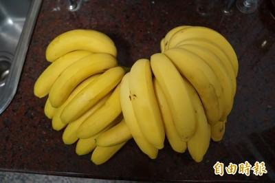 蕉農控:產量去年一半 蕉價不到去年一半