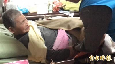 98歲翁骨折臥床半年須援助 醫師鑑定不符身障家屬不滿