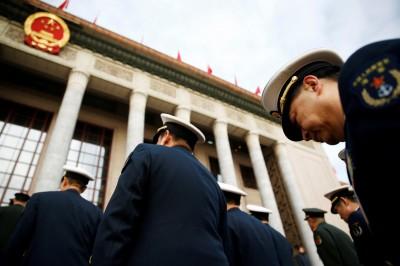 中國兩會將開如臨大敵 開往北京列車、郵件至少2次安檢