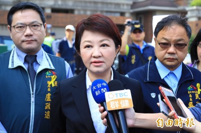 韓國瑜下午返台 盧秀燕說陳吉仲應該去接機、道歉