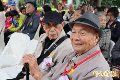 228受難者出席72週年紀念 趙水濱憶當年遭子彈打斷手臂…