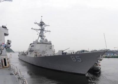 2018年以來美軍5度穿越台海 專家:美對台支持「史無前例」