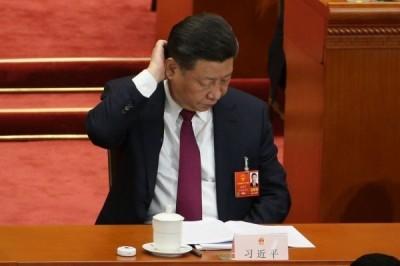 中國兩會前夕動盪 外媒指習近平權威備受挑戰