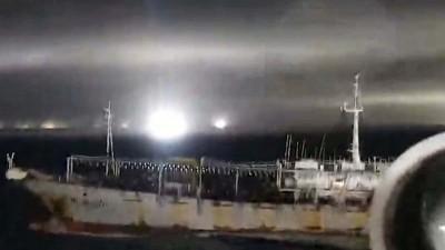 中國漁船「撈過界」 阿根廷海警開火