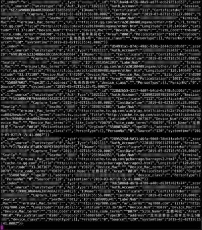 駭客踢爆中國監視數據庫 這些App每天被盜數億筆個資