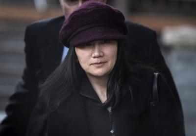 遭引渡後反擊了! 孟晚舟反告加拿大逼她提供證據