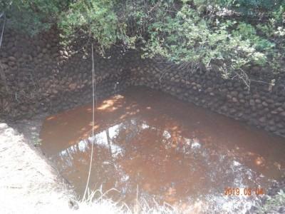 苗栗鐵砧山礦場驚傳漏油 環署採樣結果最快2週後出爐