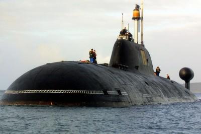 因應中國威脅 印度擬砸900億向俄國「租」第3艘核潛艦