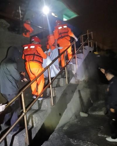 協和電廠出水口驚見浮屍 疑大年初三落海釣客