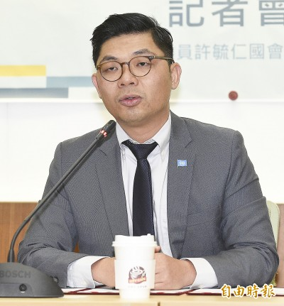 同婚專法未出席投票 許毓仁:沒去投票不代表反對