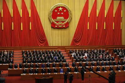台灣16倍!中國人大拍板 國防預算增7.5%達5.47兆